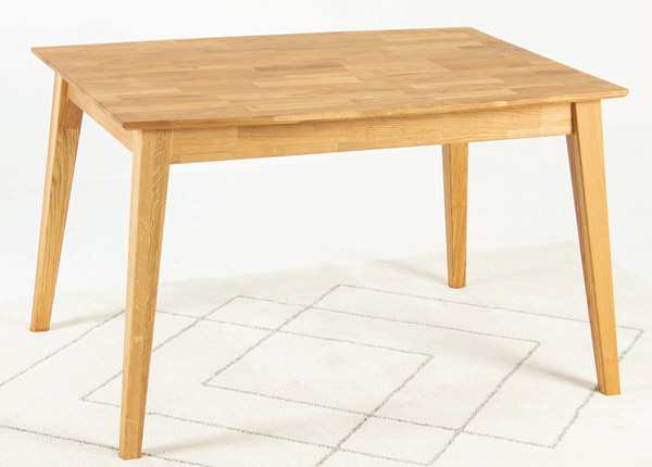 Обеденный стол из массива дуба 120x90 cm RU-167527