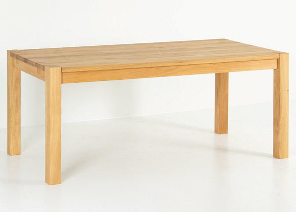 Ruokapöytä tammea 180x90 cm