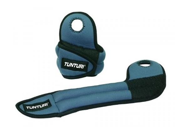 Утяжелители для запястья 1 кг (1 пара) Tunturi