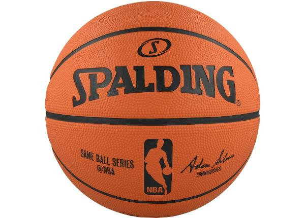 Koripallo 7 Spalding NBA Gameball Replica