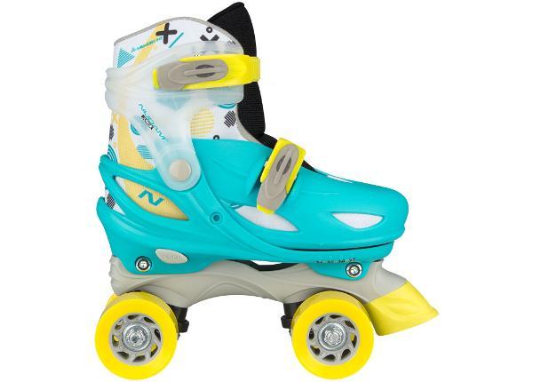 Laste rulluisud reguleeritavad Hardboot Rally Roller Nijdam