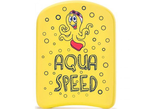 Детская доска для плавания Aqua-Speed Kiddie Octopus 186