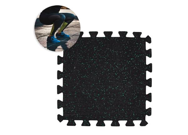 Trenažööride põrandakaitse jõusaali 0,5 cm inSPORTline