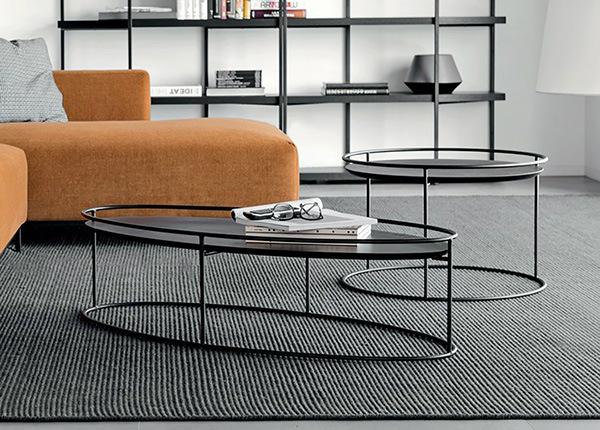 Sohvapöytä Atollo 112,5x52,5 cm