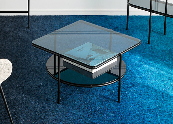Sohvapöytä Puro 65x65 cm SM-168690