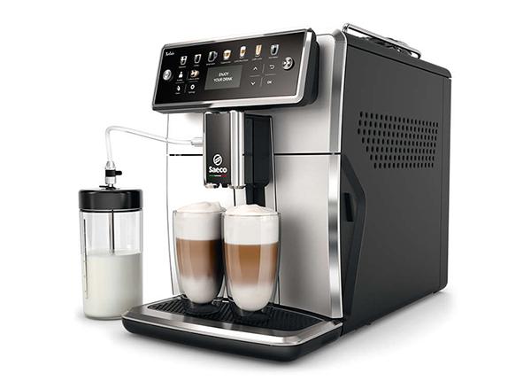 Täysin automaattinen espressokeitin Saeco Xelsis