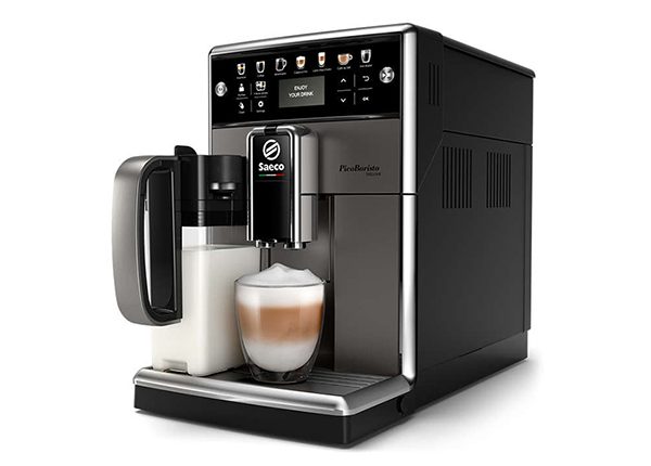 Täysin automaattinen espressokeitin Saeco PicoBaristo Deluxe