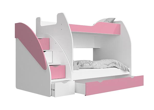 Двухъярусная кровать + матрасы 90/120x200 cm TF-168800