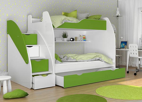 Двухъярусная кровать + матрасы 90/120x200 cm TF-168802