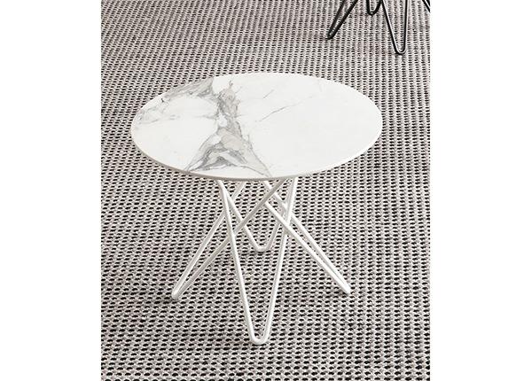 Sohvapöytä Stellar Ø50 cm SM-168837