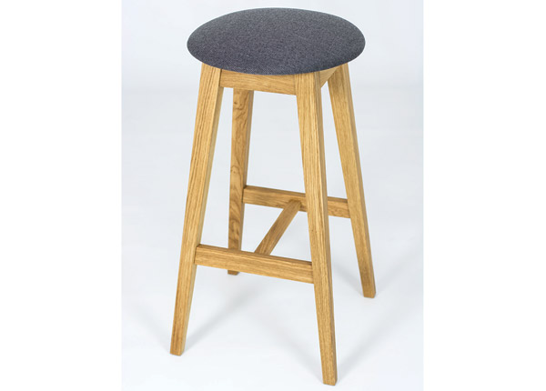Барный стул из массива дуба RU-168955