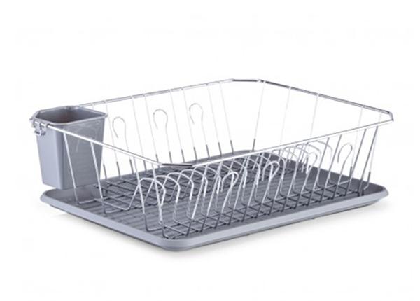 Сушилка для посуды с подставкой