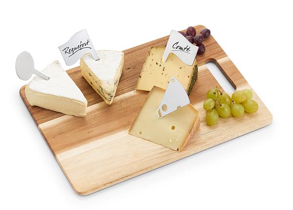 Комплект бирок для сыра