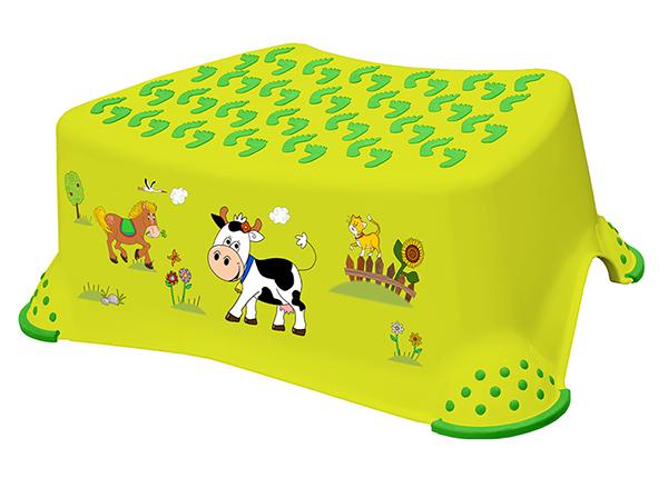 Детская ступенька-скамья Funny Farm