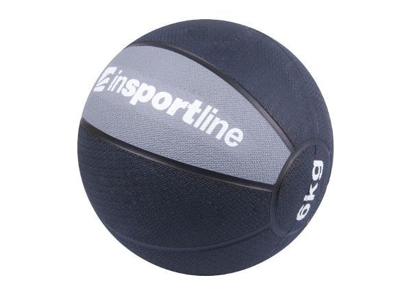 Медицинский мяч MB63 - 6кг inSPORTline