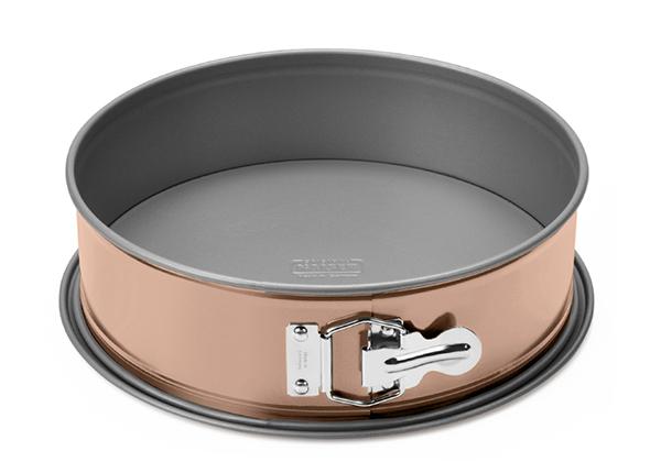 Форма для пирога 100 золотистая Ø 26 см