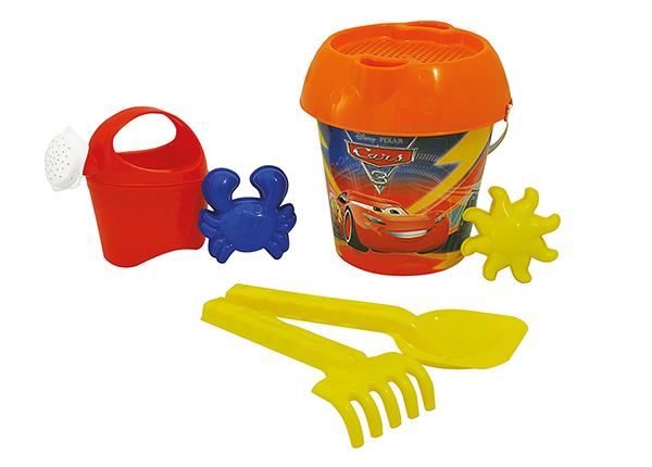 Набор игрушек для песочницы Cars3