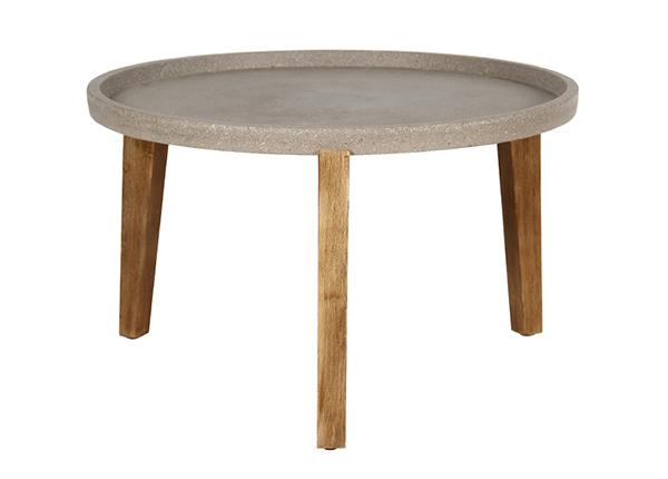 Pöytä Sandstone Ø 73 cm EV-170471
