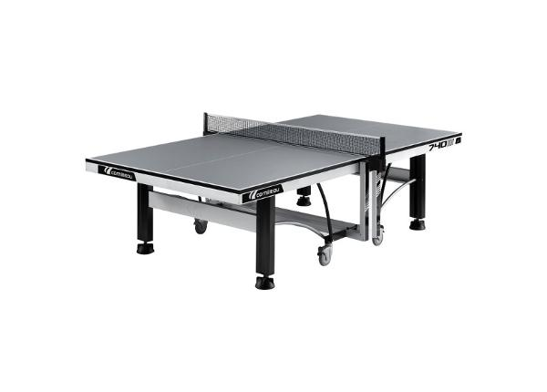 Pingispöytä COMPETITION 740 ITTF harmaa