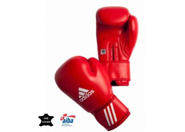 Poksikindad adidas AIBA punane