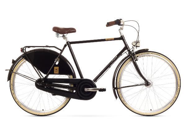 Linnajalgratas meestele 23 ROMET RETRO 7 pruun