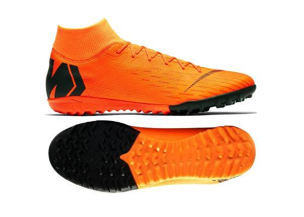 Miesten jalkapallokengät Nike Mercurial SuperflyX 6 Academy TF M AH7370-810
