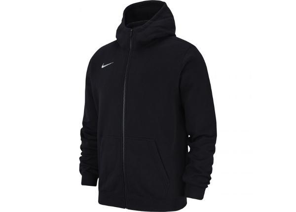 Lasten verryttelytakki Nike Hoodie FZ FLC TM Club 19 JUNIOR AJ1458-010