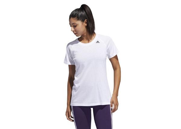 Naisten vapaa-ajan paita adidas Prime 2.0 SS Tee W DV0377