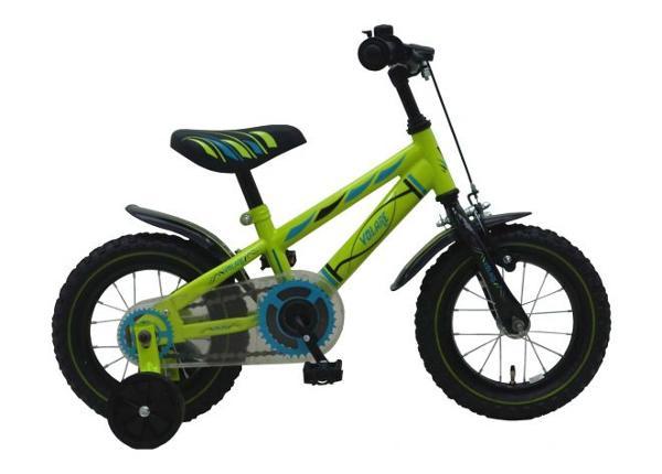 Jalgratas lastele Electric roheline 12 tolli Yipeeh