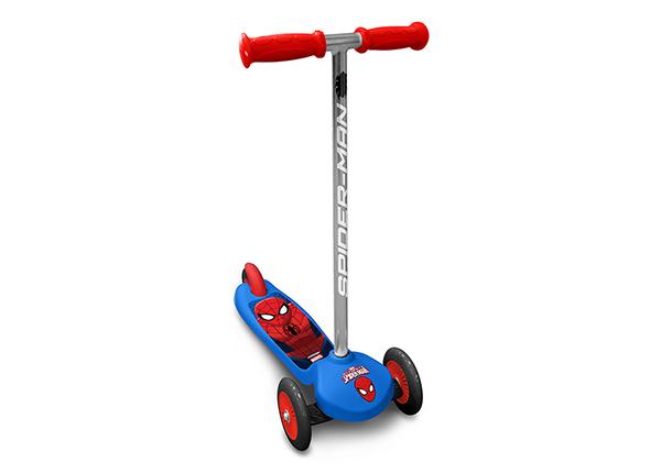 Kolmipyöräinen potkulauta Disney Spiderman