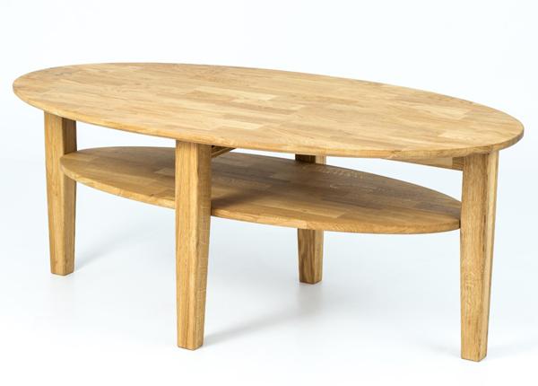 Sohvapöytä tammea Gustav 130x70 cm