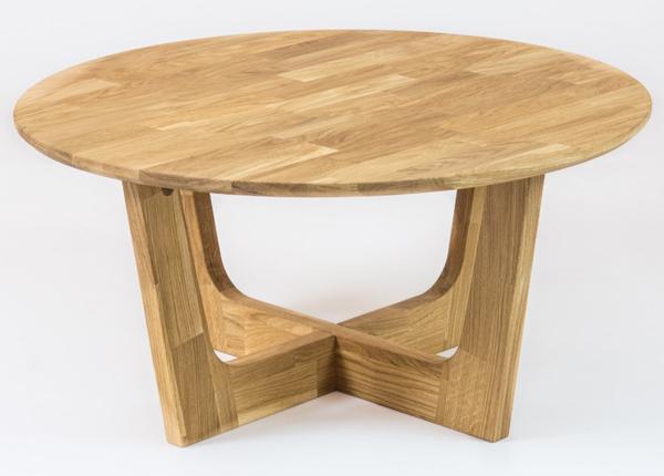 Sohvapöytä tammea Gerda Ø 82 cm