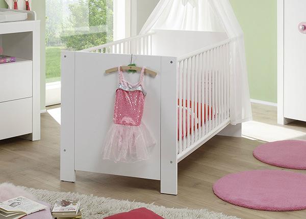Детская кроватка Olivia 70x140 cm