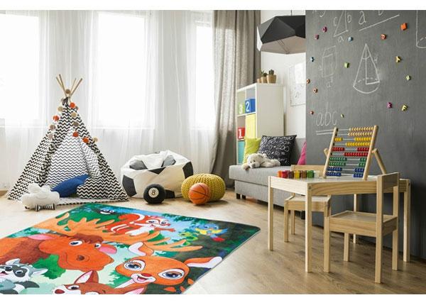 Lastenhuoneen matto Fairy Tale 100x150 cm