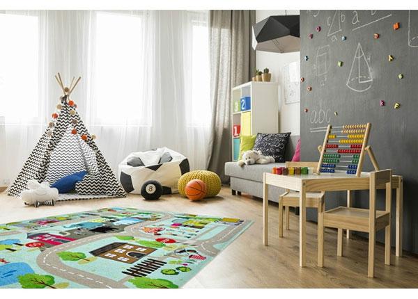 Lastenhuoneen matto Torino Kids 120x170 cm
