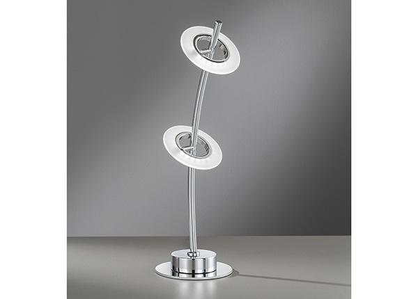 Pöytävalaisin Bambus LED AA-175002