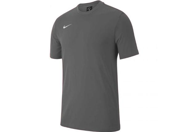 Lasten treenipaita Nike Tee TM Club 19 SS JUNIOR AJ1548-071
