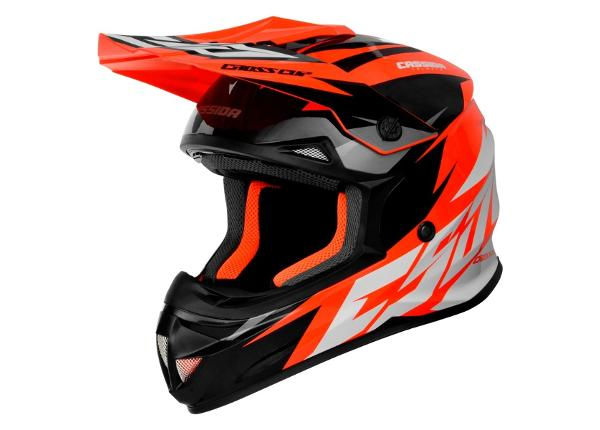 Motokrossi kiiver Cassida Cross Cup Two