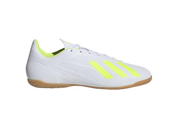 Miesten futsal sisäpelikengät adidas X 18.4 IN M BB9407