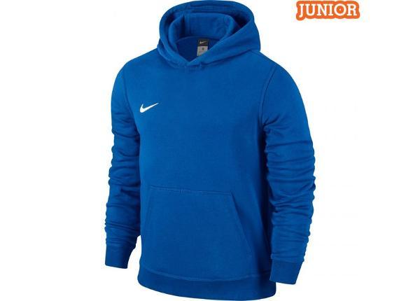 Laste dressipluus Nike Team Club Hoody Jr 658500-463
