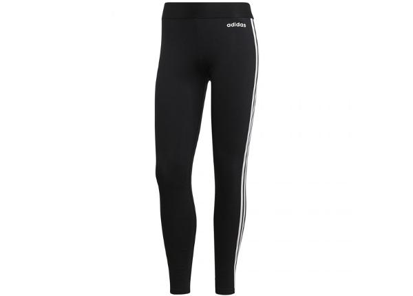 Naisten pitkät treenileggingsit Adidas Essentials 3 Stripes Tight W DP2389