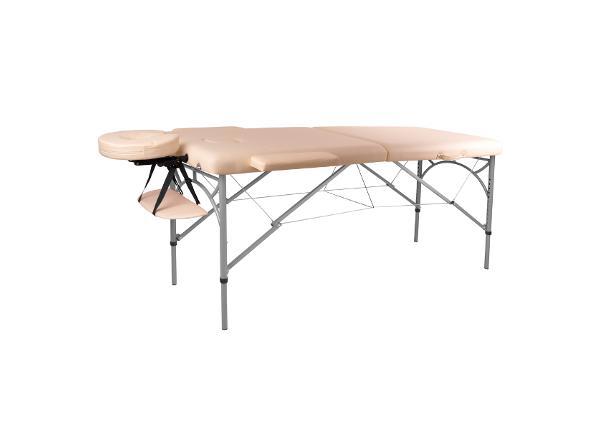 Massaaži Laud Tamati 2-Piece Aluminum inSPORTline