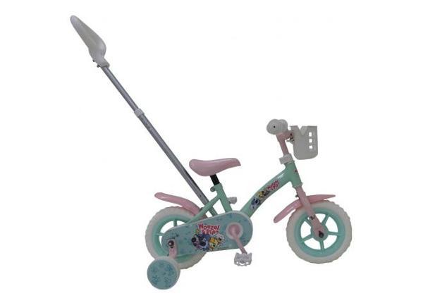 Tüdrukute jalgratas Woezel & Pip 10 tolli Volare