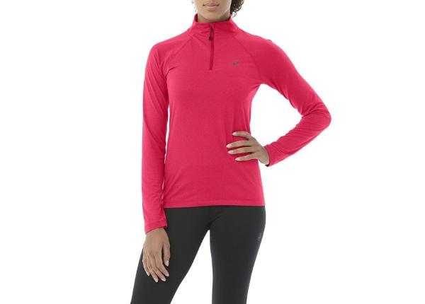 Naiste jooksu dressipluus Asics LS 1/2 Zip Jersey W 141647-0299