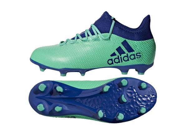 Lasten jalkapallokengät Adidas X 17.1 FG Jr CP8980