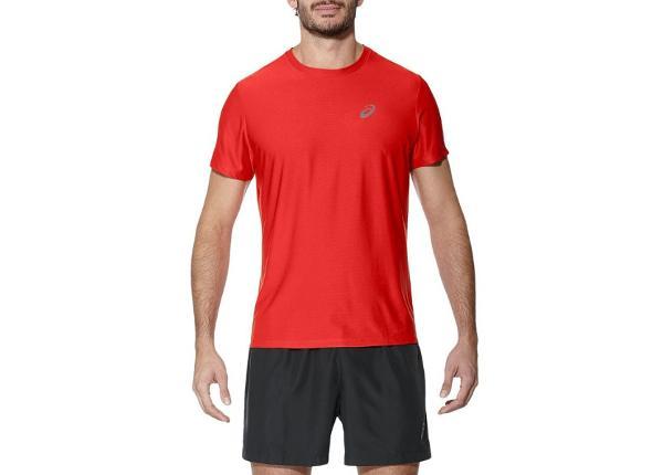 Meeste jooksusärk Asics Short Sleeve Top M 134084-0626