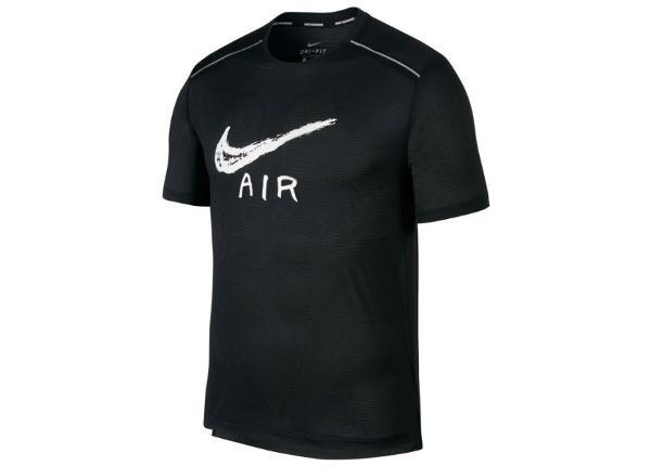 Miesten juoksupaita Nike Miler Cool Ss Gx Hbr M AQ6847-010