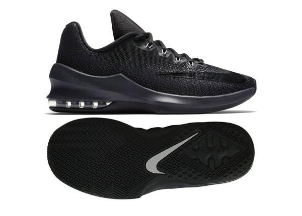 Meeste korvpallijalatsid Nike Air Max Infuriate Low M 852457-001