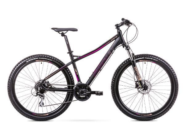 Naiste mägijalgratas 15 S Rower ROMET JOLENE 7.2 must