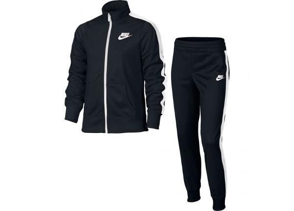 Laste dresside komplekt Nike NSW Track Suit Tricot Jr 806395-010